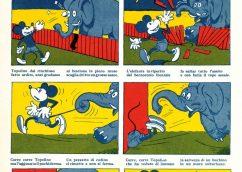 Topolino Giornale (Nerbini Mondadori): storia, originali e falsi