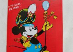 Topolino libretto: fumetti, numeri rari, valore