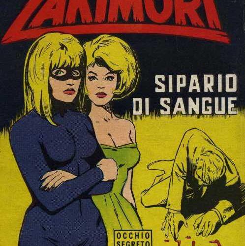 Zakimort fumetti: valutazione, numeri rari, vendita e acquisto