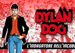 Dylan Dog fumetti, valutazione, storia vendita