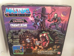 fright zone masters
