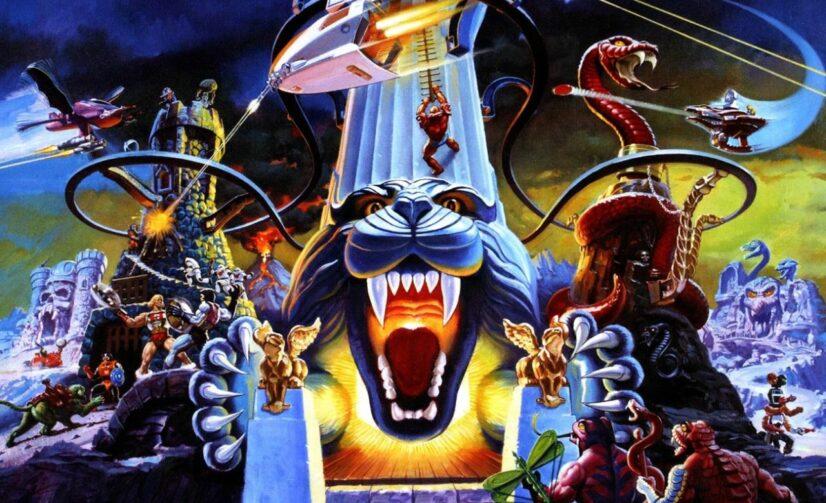 Eternia il castello più raro dei masters of the universe di He man